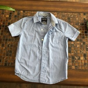Nautica boys casual dress shirt